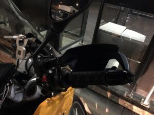 BMW純正ハンドガード
