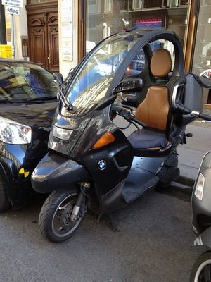 BMW Scooter C1