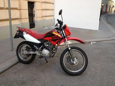 ホンダ・XR125