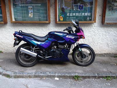 カワサキ・GPZ500S