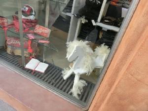 ウィーンの雑貨屋さん