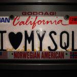 I love MySQL