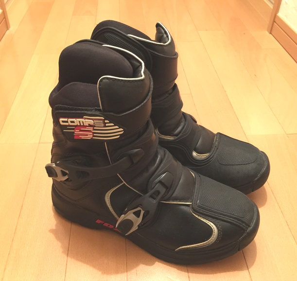 FOX COMP5S BOOTS