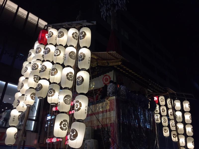 2016年7月15日-祇園祭の前祭宵山