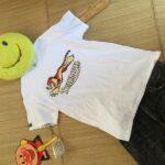 トライアンフのタイガーTシャツ