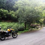 和束町への道