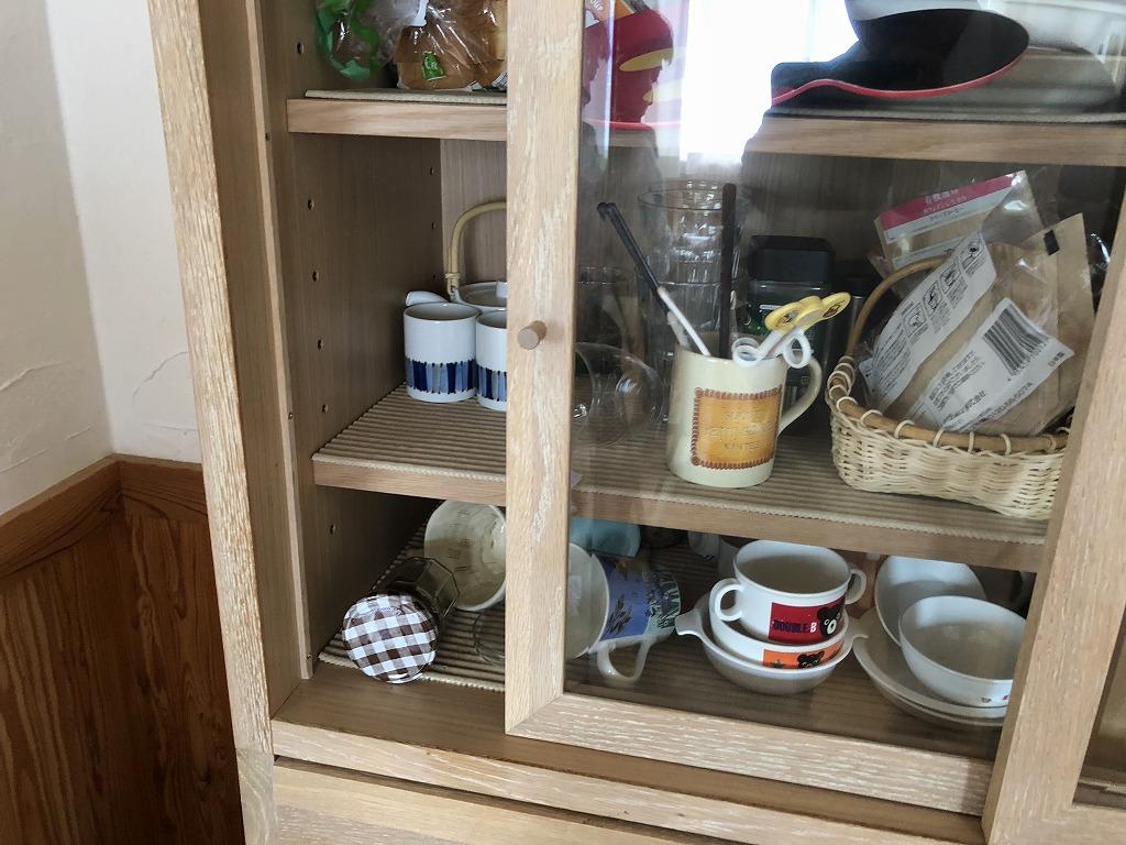 地震 対策 棚 食器